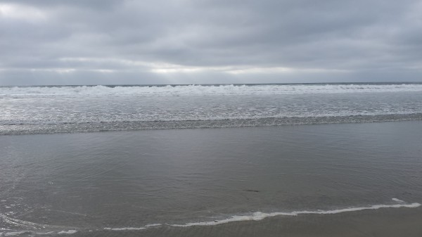 White sea-sky
