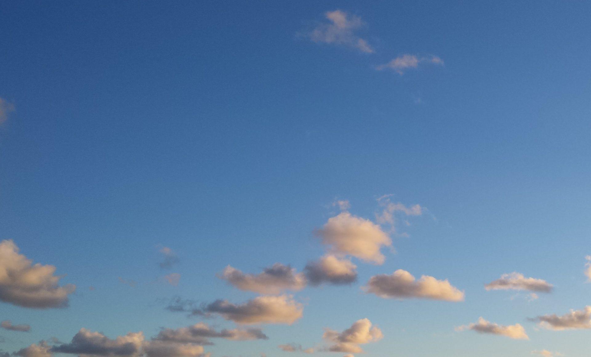 A Royal Sky!