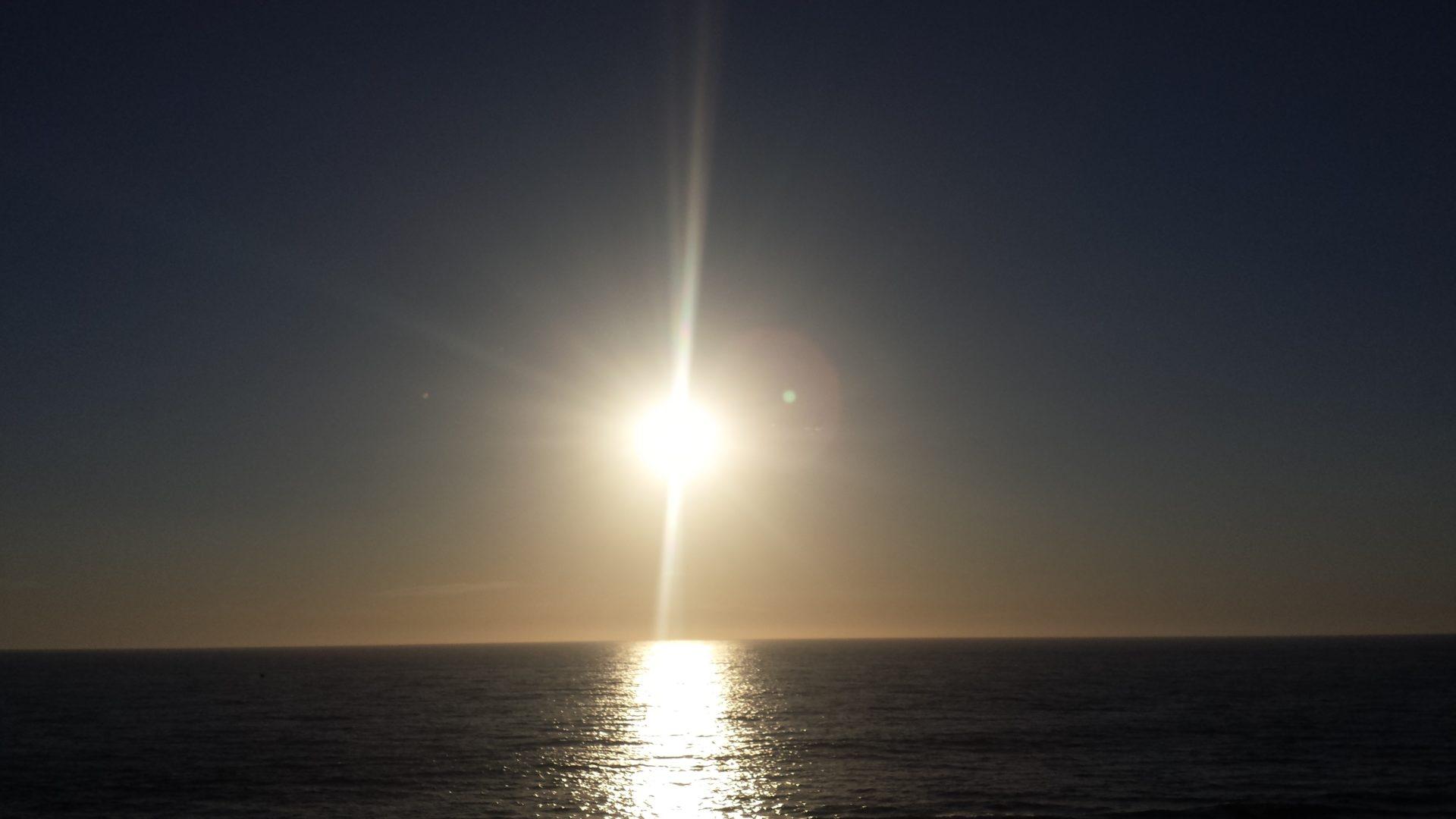 More Sunset Drama