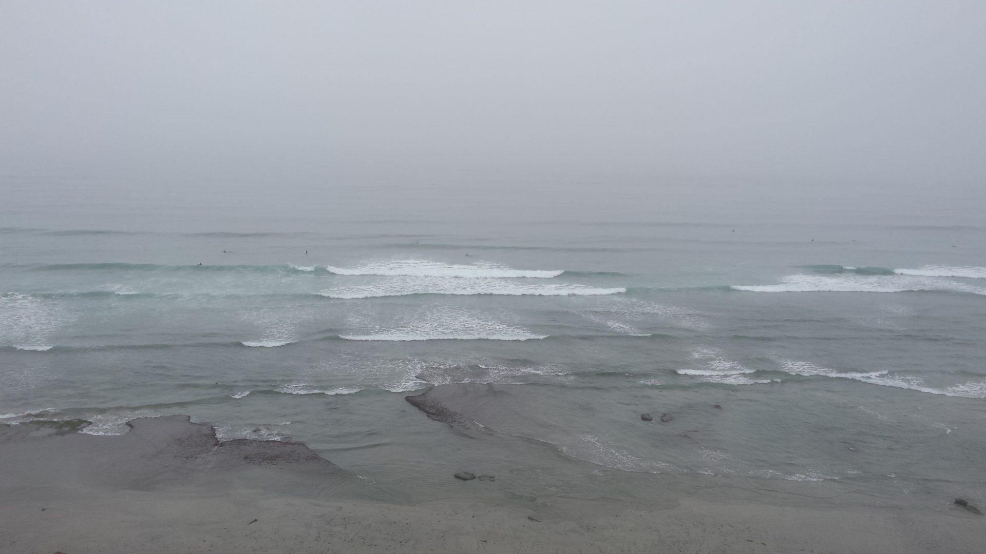 Sky, sea, sand...