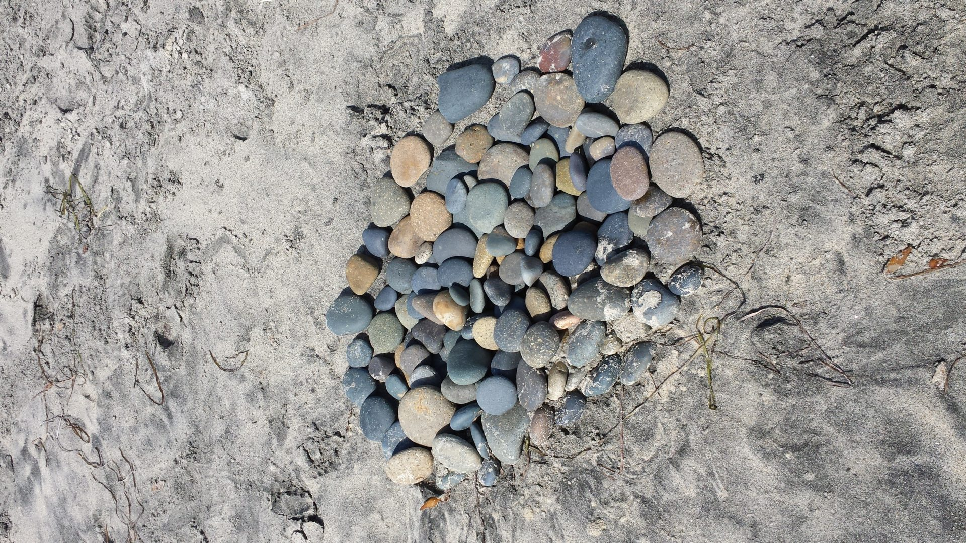 Just some stones