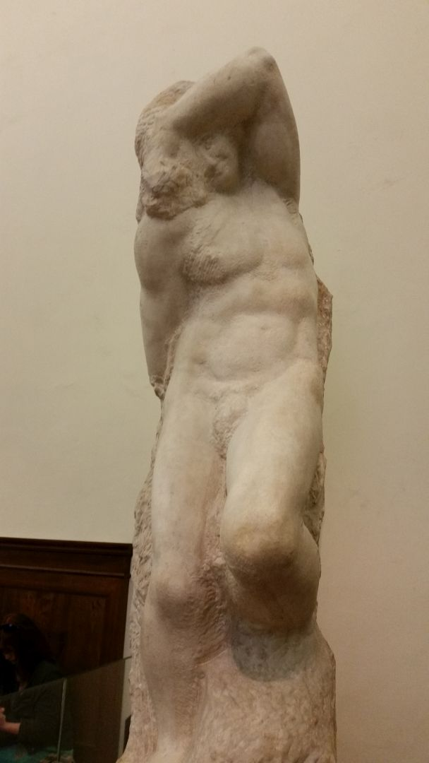 Florence: Unfinished Michelangelo