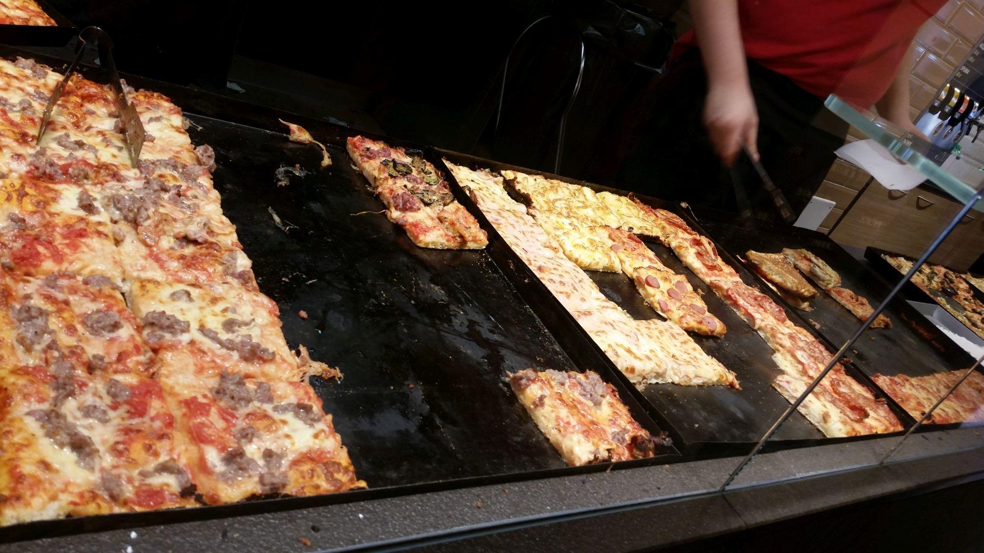 Bologna Pizza